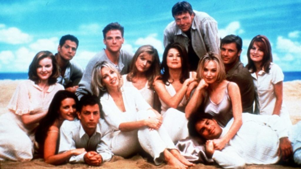 I'd thought my high-rise life would be akin to Melrose Place...