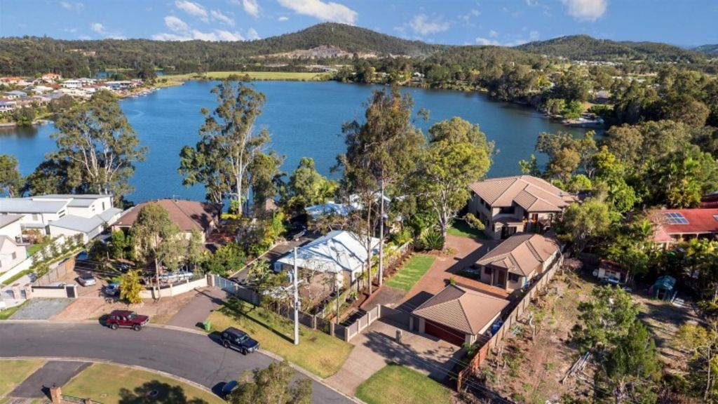 The property sits on 2480 square metres of land. Photo: Supplied