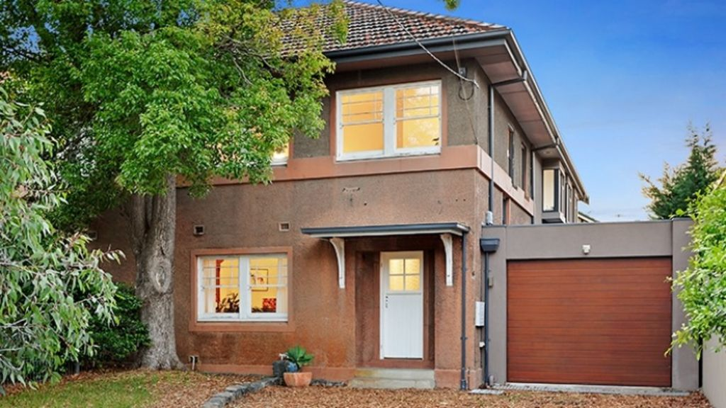 45 Beacon Road, Port Melbourne, was sold after auction. Photo: Supplied