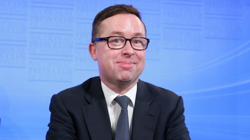Qantas boss Alan Joyce has capped off a big year with a new holiday home. Photo: Alex Ellinghausen