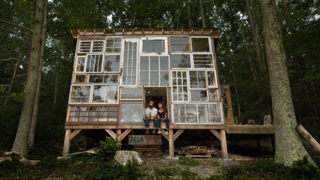Consider integrating these recycled materials into your next build. Photo: Matt Glass & Jordan Wayne Long