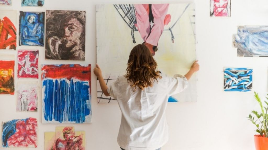Buying art doesn't have to be complicated. Photo: Stocksy, Jovo Jovanovic