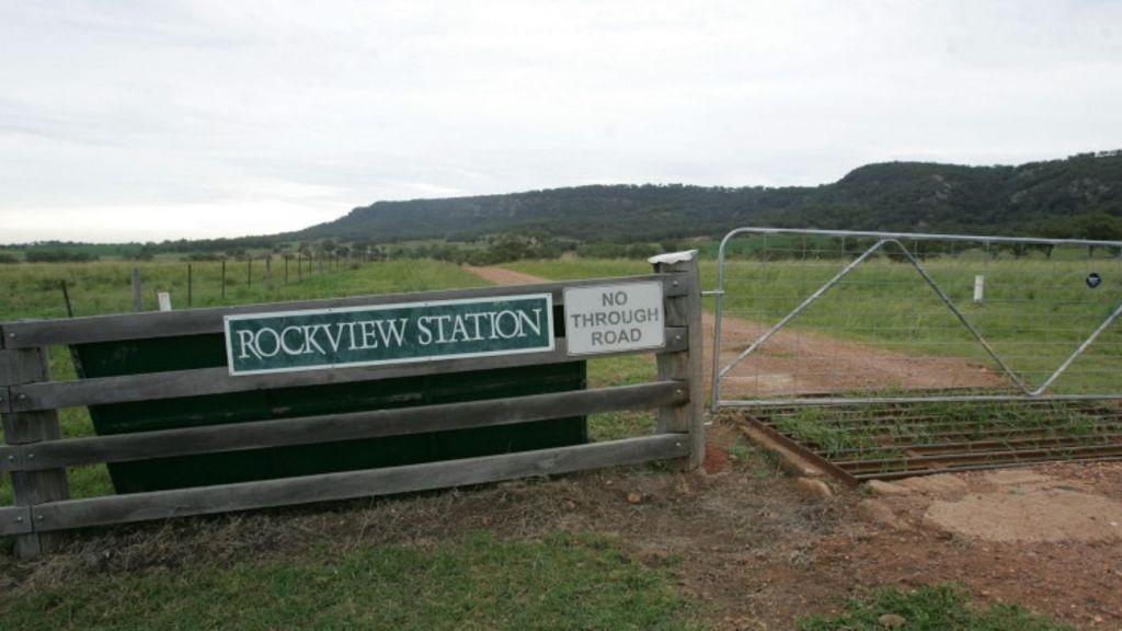 Rockview Station, Scone. Photo: Dean Osland DWO