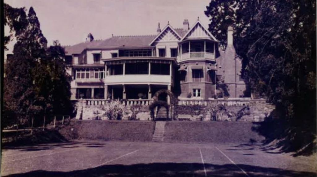 The home has been owned by the Fairfax media dynasty since 1891 when it was bought for £2100.