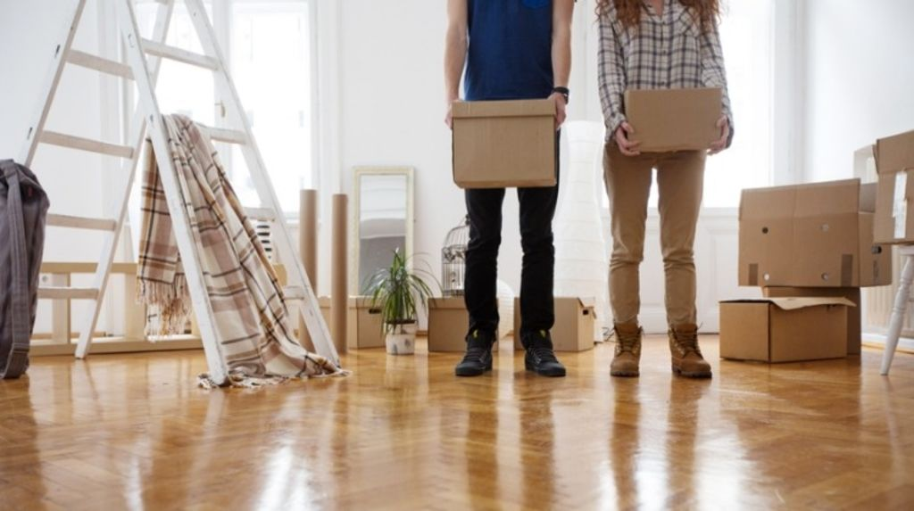 Based on 'serious analysis' there are five separate stages of moving out of home. Photo: Stocksy