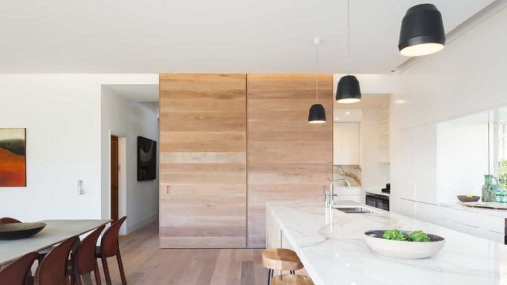 Updating or replacing the kitchen is one of the top renovations for profit recommended by Dan Mulcahy. Photo: Corben Architects