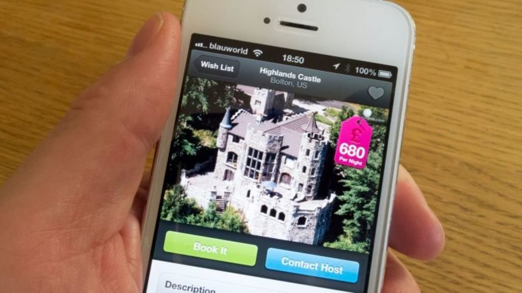 Property lawyers recommend landlords consider including specific conditions in a lease to stop tenants using properties as Airbnbs. Photo: Iain Masterton / Alamy Stock Pho