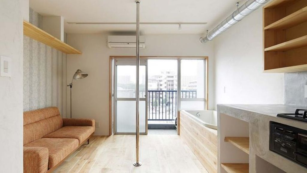 "Japan's""konkatsu"" apartments come with an extra-special inclusion – a stripper pole.  But is it a selling point here?"