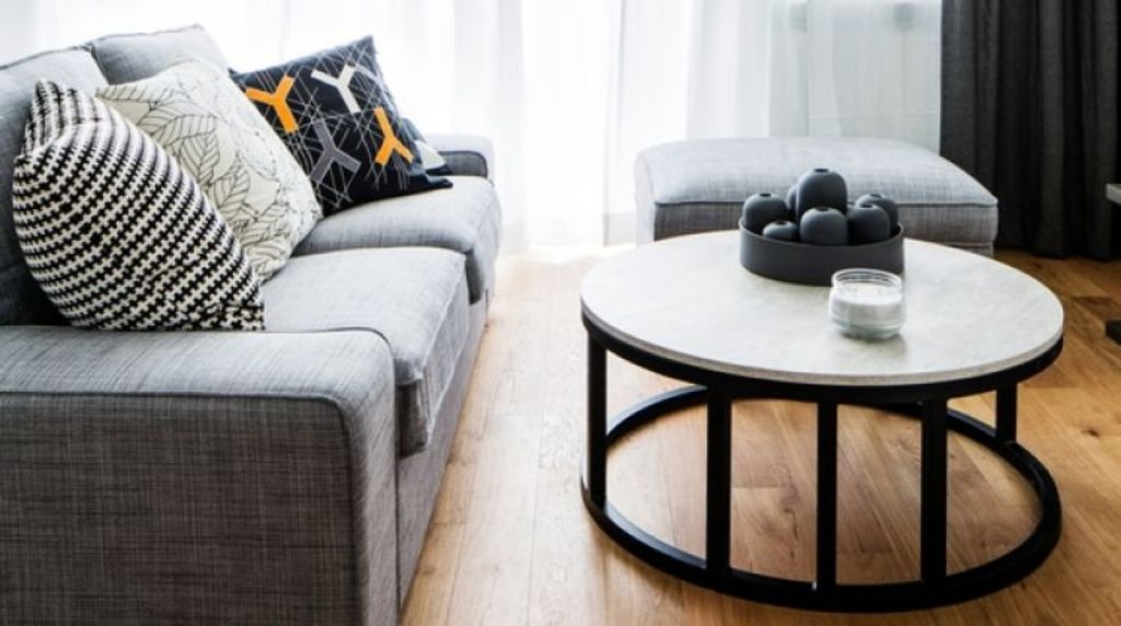 It pays to think first before investing in furniture. Photo: Stocksy