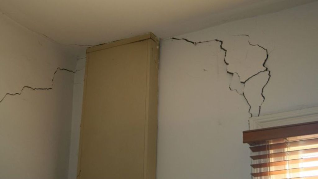 How to give your home cracks some TLC. Photo: Archicentre