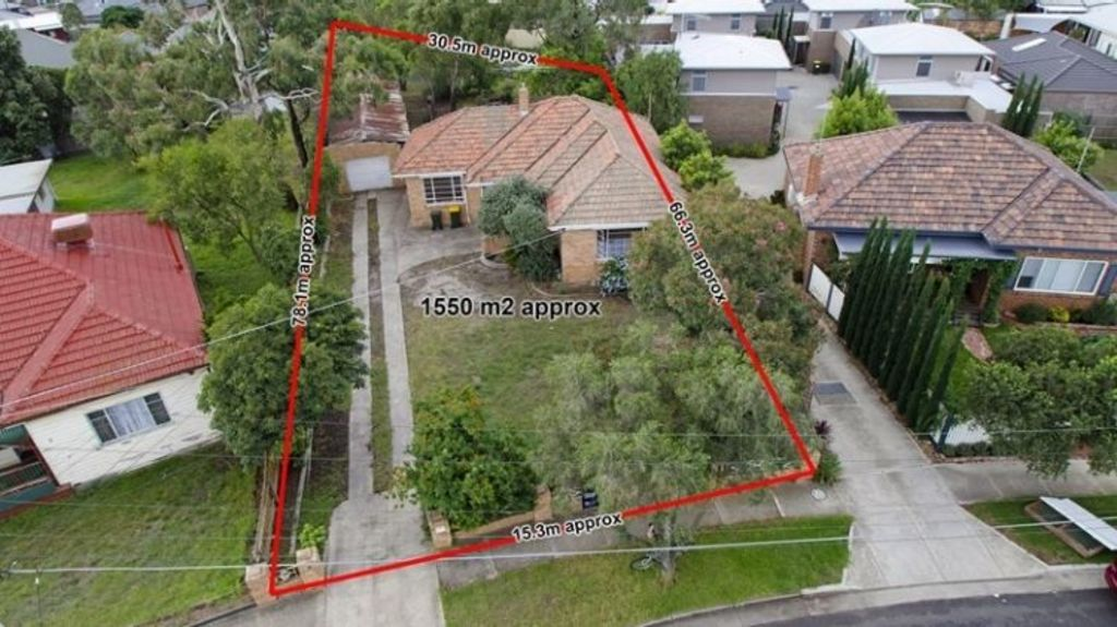 Top sale: This house at 4 Dubbo Street, Albion set a new suburb record. Photo: Supplied