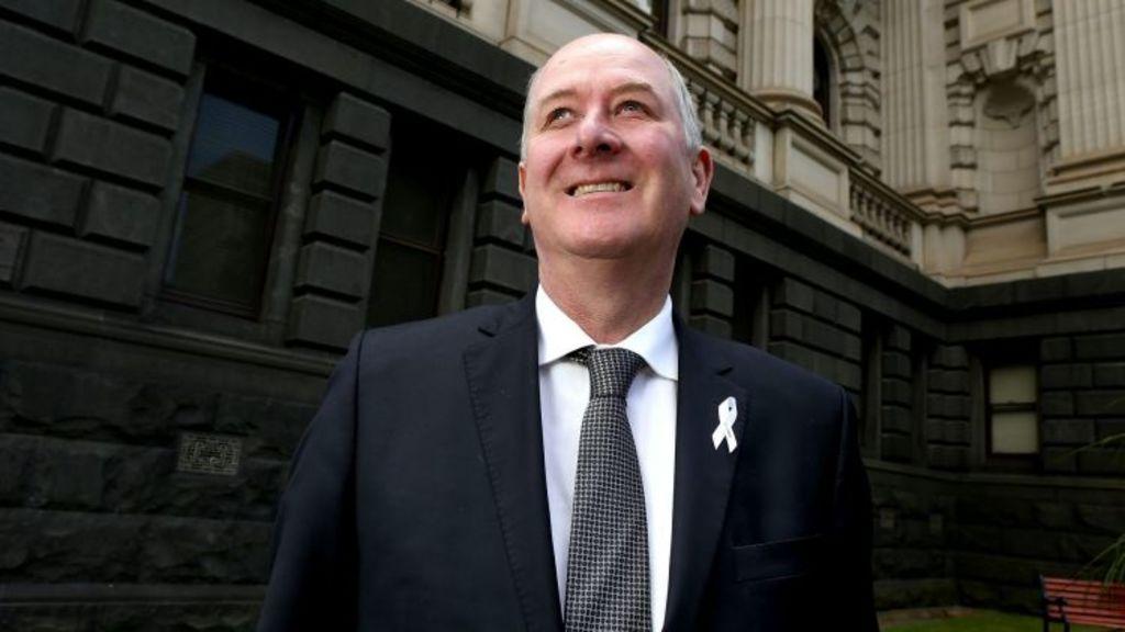 Planning Minister Richard Wynne: under pressure over minimum apartment size. Photo: Pat Scala