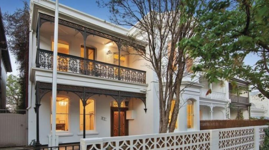 Tan and Lo offered to buy the double-fronted Victorian on Erin St for $4.48 million in April, 2014. Photo: Supplied