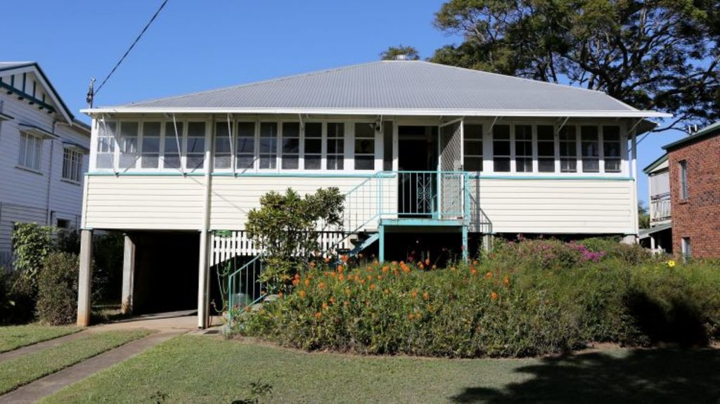 The Hendra house was bought for 2000 pounds in 1953. Photo: Michelle Smith