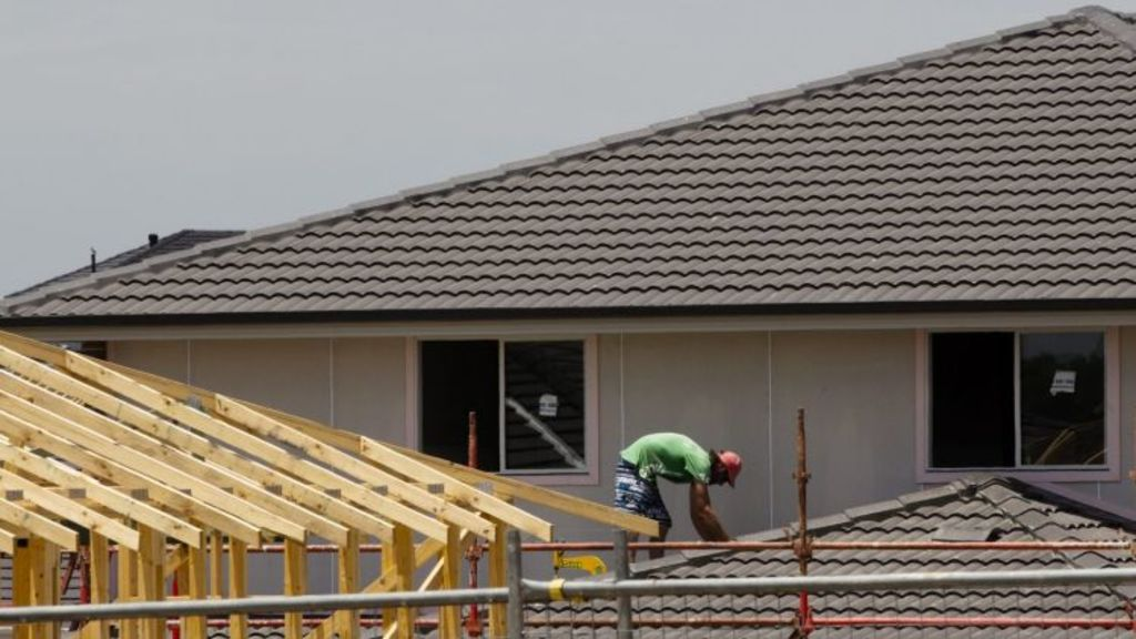 Building a new home from scratch might be a way to save thousands of dollars on your first home. Photo: Louie Douvis