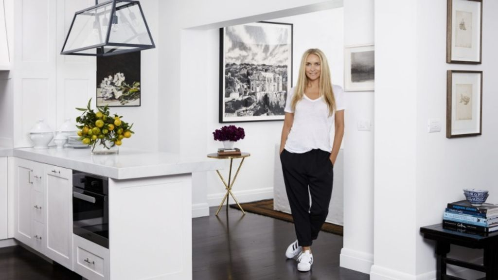 Collette Dinnigan is doing the interiors for the Golf House development in Surry Hills. Photo: Hugh Stewart