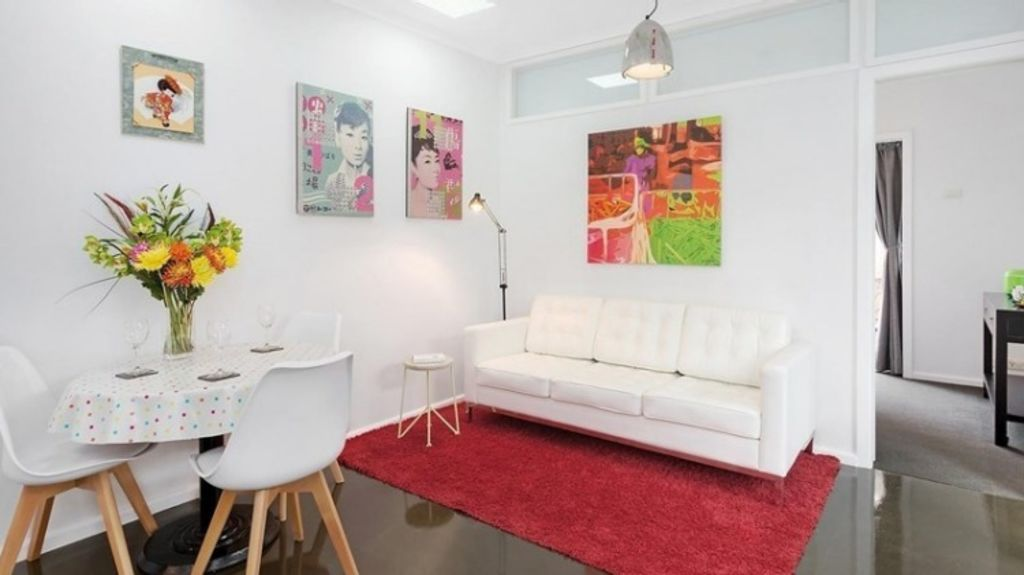 This two-bedroom unit at 3/3 Gourlay Street in Balaclava is asking for $550,000 to $600,000. Photo: Supplied