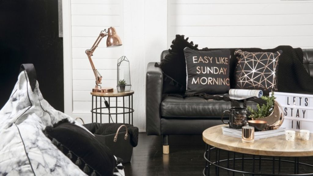 Dare to: Take the quotes thing down a notch and avoid becoming a decor cliche. Photo: Typo