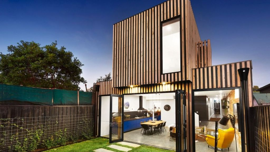 This four-bedroom house at 1 Walters Street in Brunswick will be auctioned on Saturday. Photo: Supplied