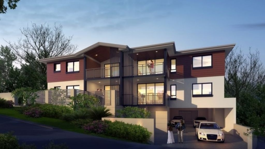 New apartments, like these at 49 Elizabeth Street, Toowong, are available to first homebuyers with the first home owners grant.