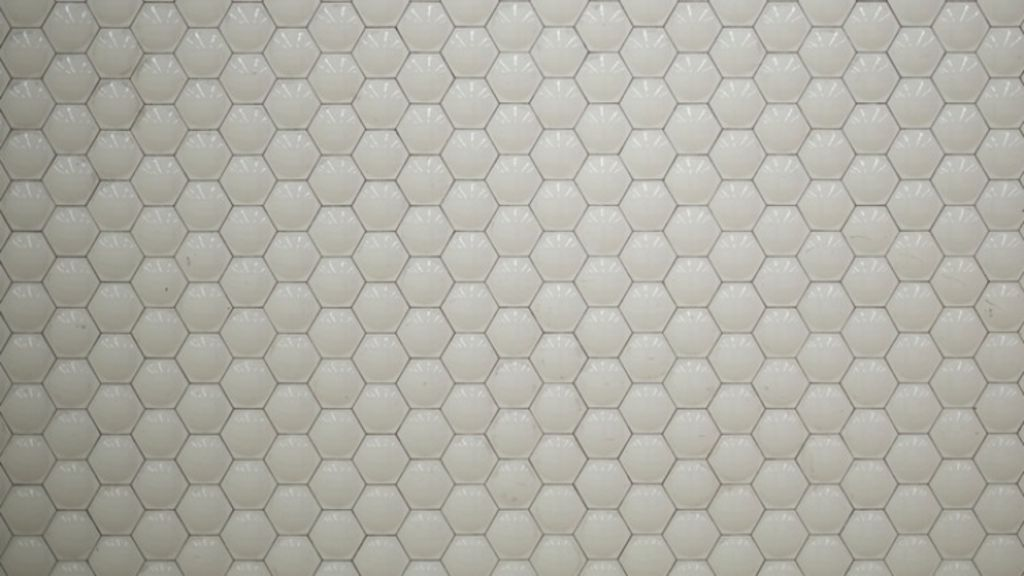 Once fashionable: The overuse of hexagon tiles has resulted in a dated look. Photo: Stocksy