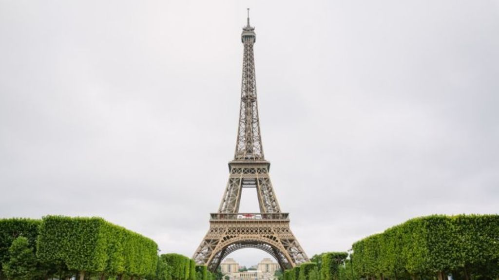 Imagine staying the night in the Eiffel Tower... Photo: Stocksy