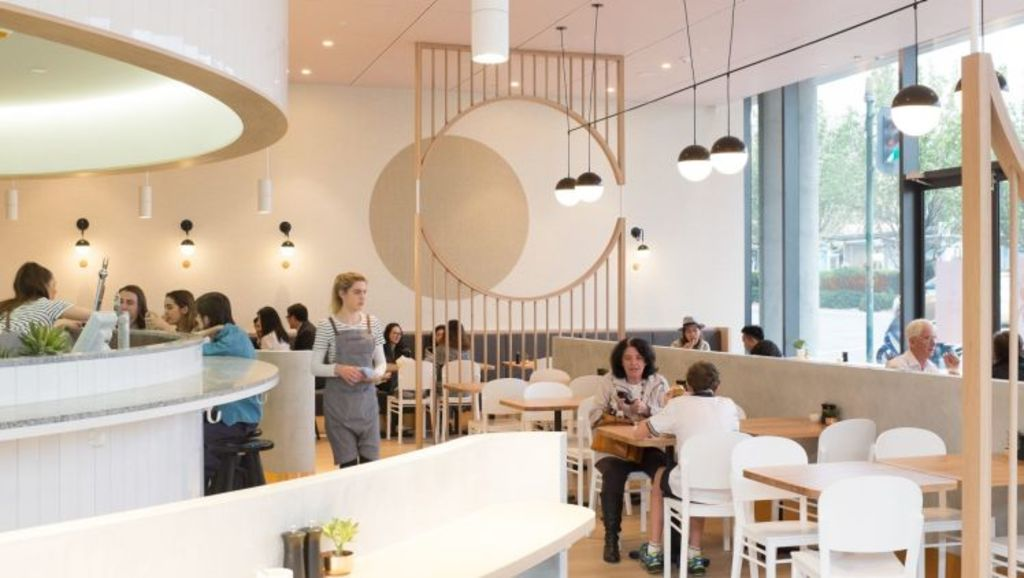 Trendy restaurants like The Penny Drop have popped up in Box Hill to meet the new population demand. Photo: Supplied