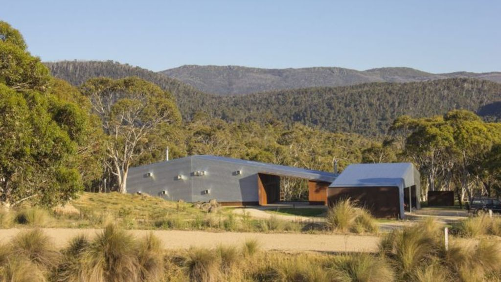 Crackenback Stables, Casey Brown Architecture. Photo: Supplied