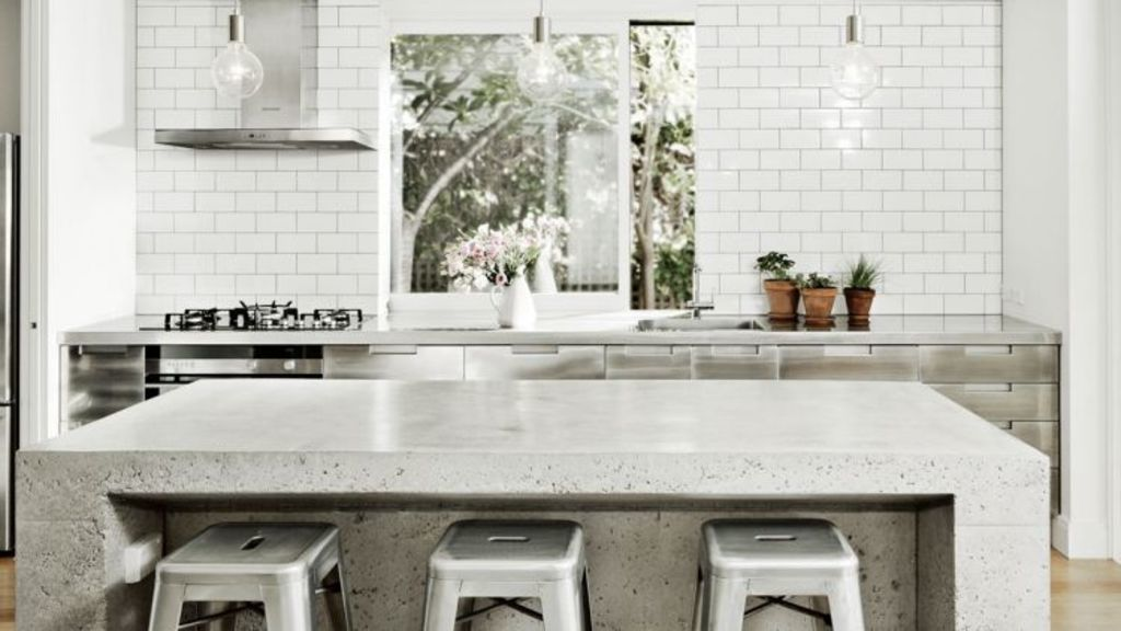 One of the most important features of a kitchen reno, your kitchen bench can add value to your property. Photo: The Kitchen Tools