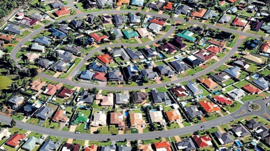 The great Australian dream is beyond reach for a generation of Australians. Photo: Glen McCurtayne