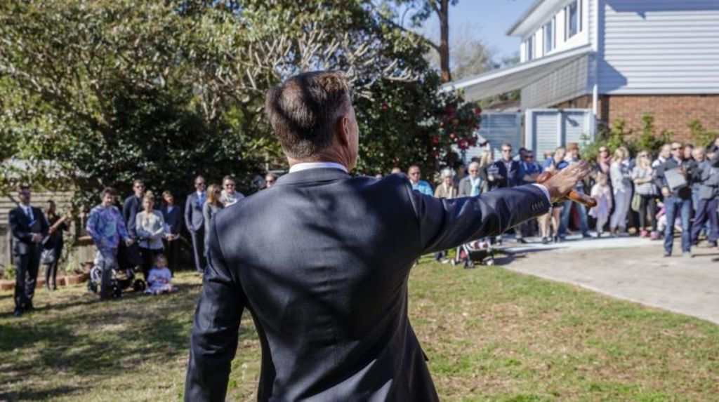 Auction buyers are facing strong competition because of relatively low auction numbers. Photo: Brook Mitchell