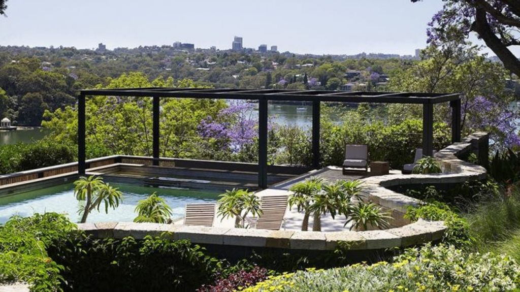 Cate Blanchett's house in Hunters Hill. Photo: Supplied