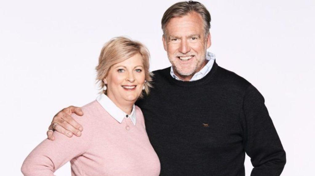 WA's experienced renovators Carleen and Dan. Photo: Channel Nine