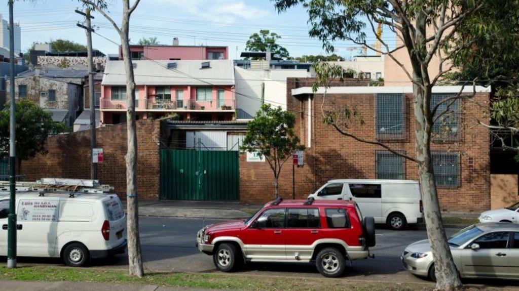 Marian Street Depot. Photo: City of Sydney