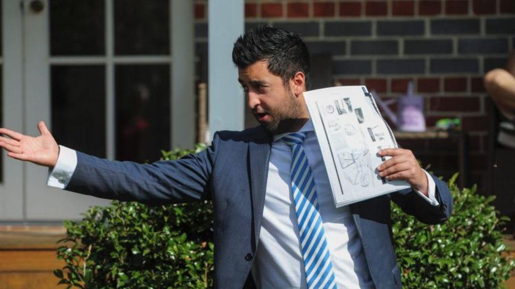 A pass-in occurs when the top bid falls short of the vendor's expectations. The property is then passed in to the highest bidder, and agent-managed negotiations ensue. Photo: Graham Tidy, Fairfax Media