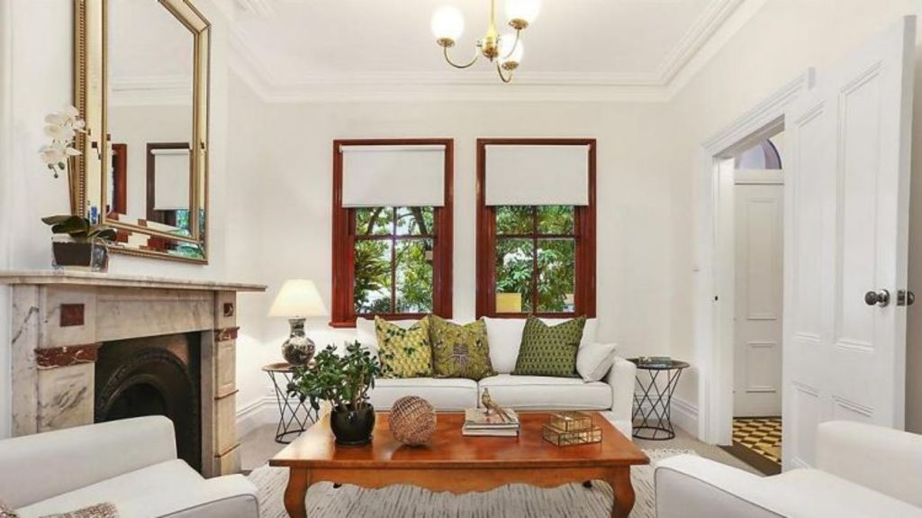 The four bedroom terrace house at 67 John Street, Woollahra sold for $3.525 for the first time in 50 years.