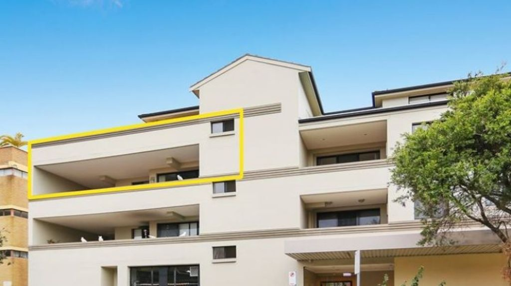 This two-bedroom unit at 6/144 Glenayr Avenue in Bondi Beach sold for $1.5 million.