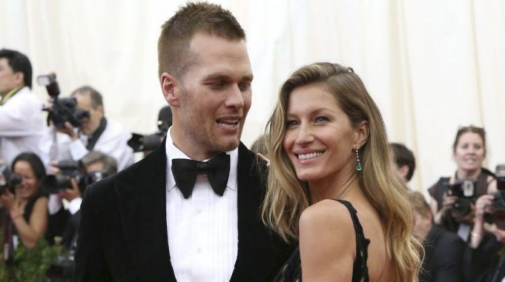 Glamorous power couple Tom Brady and Gisele Bundchen have listed their apartment in New York's Madison One complex for $23 million. Photo: Josh Haner