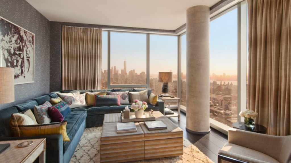 The couple paid $US11.7 million for the apartment in 2014, meaning a potential $5.6 million profit. Photo: Core