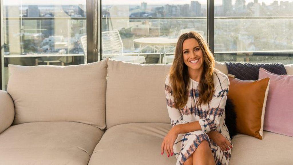 Sara Chamberlain, The Real Estate Stylist. Photo: Breeana Dunbar