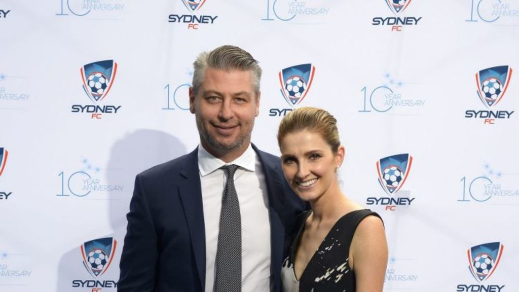 Former Roosters captain Luke Ricketson and his wife Kate Waterhouse sold their Randwick investment semi for more than $1.8 million in July given their plans to trade up to a family home near their Balmoral Beach apartment. Photo: Brett Hemmings