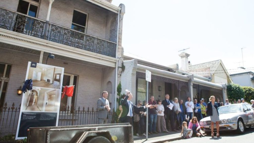 House prices in Melbourne's Hawthorn and Lilydale grew faster than anticipated. Photo: Alistair Walsh