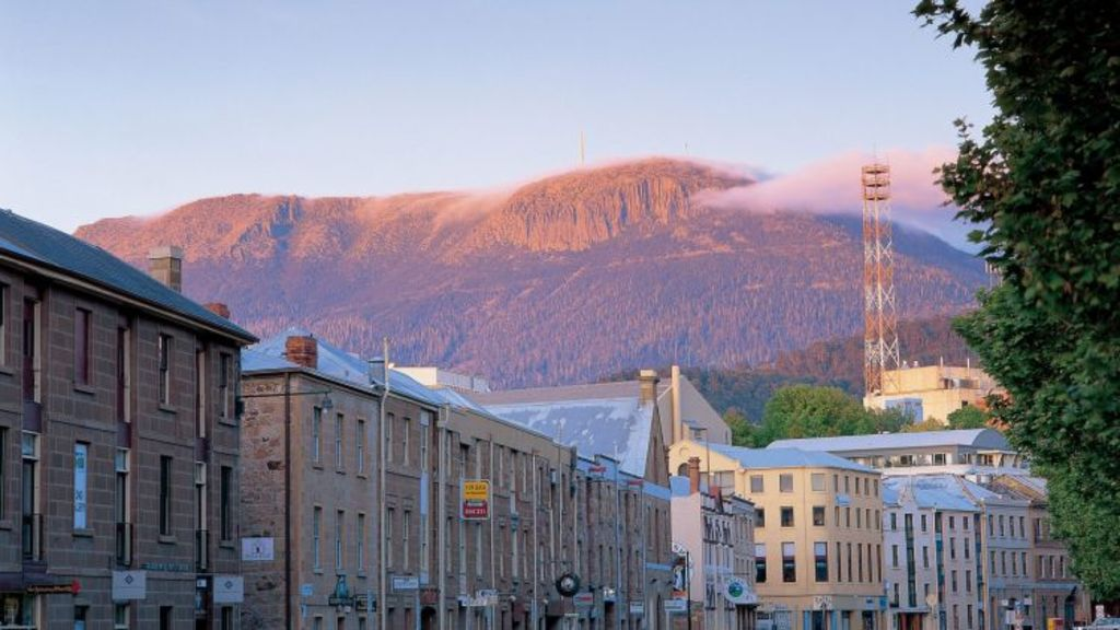 In Hobart, Lindisfarne and West Hobart were the standouts. Photo: Tourism Tasmania