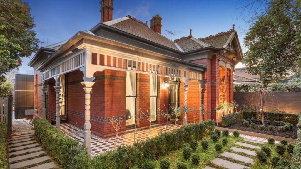 A buyer paid $3.1 million for 58 Auburn Grove, Hawthorn East, at the weekend. Photo: Kay & Burton