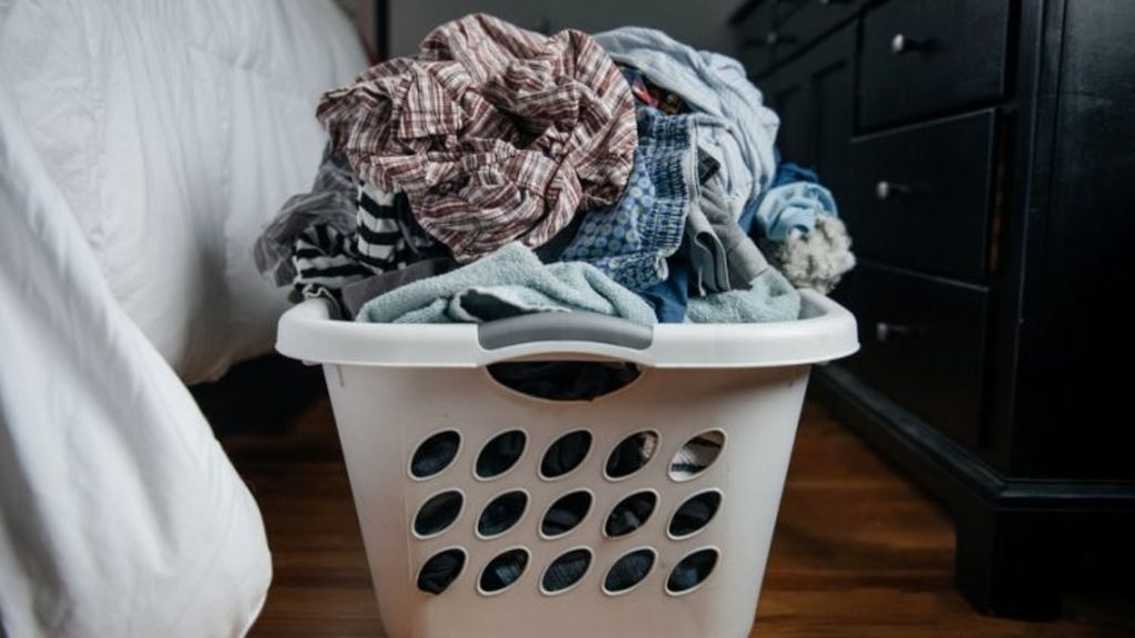 Even lazy people have to do their laundry eventually. Photo: Stocksy