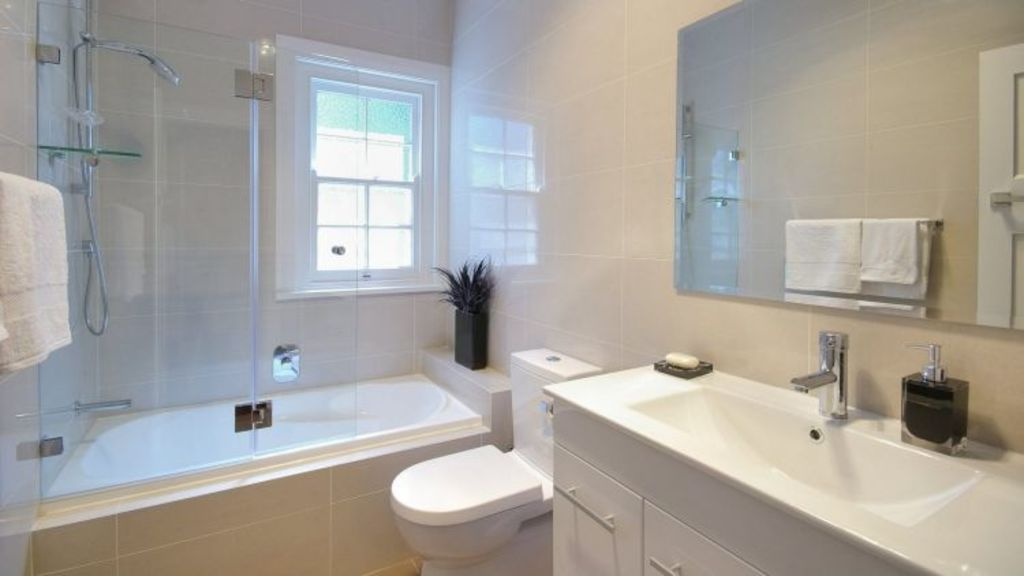 A classic bathroom renovation in Sydney. Photo: Hotspace Consultants