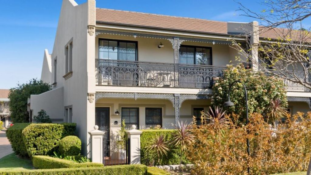 12B/73a Banksia Street, Botany: Got the look, but none of the maintenance headaches associated with 100-year-old homes. Photo: Supplied