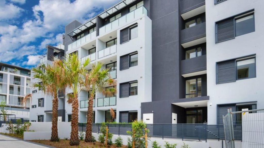 302/19-21 Wilson Street, Botany: Part of a recent development of 34 apartments. Photo: Supplied