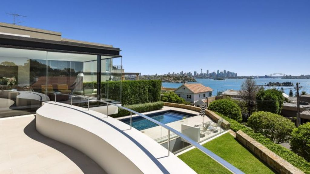 9 Gilliver Avenue, Vaucluse was one of the homes on the tour. Photo: Supplied