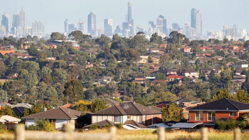 Your view of Melbourne as a value for money proposition will depend on where you live. Photo: Paul Rovere